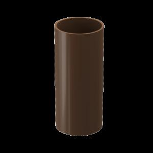 STANDARD Труба водосточная (светло коричневый ral 8017)